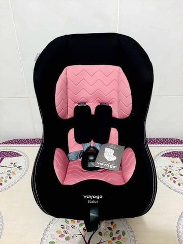 Cadeira auto voyage nova na caixa 0 ate 5 anos reclinável