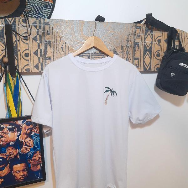 Camiseta coqueiro 1 drop na clothing