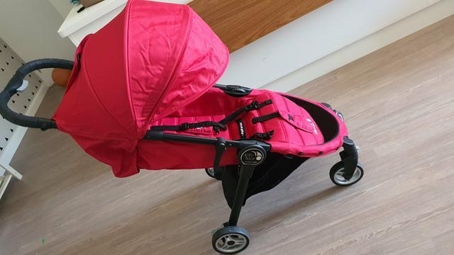Carrinho de passeio baby jogger