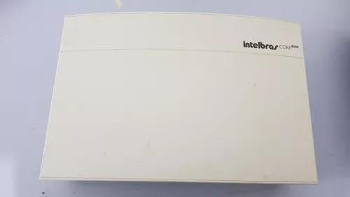 Central pabx corp 8000 intelbras 8 linhas ref: wm221 usada