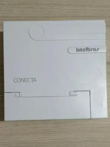 Central telefônica pabx intelbras conecta - 2linhas/8ramais