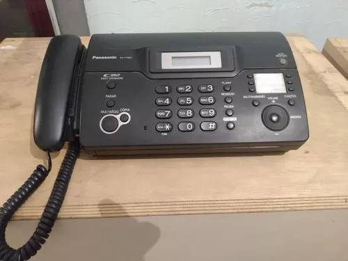 Fax e telefone panasonic kx-ft 932
