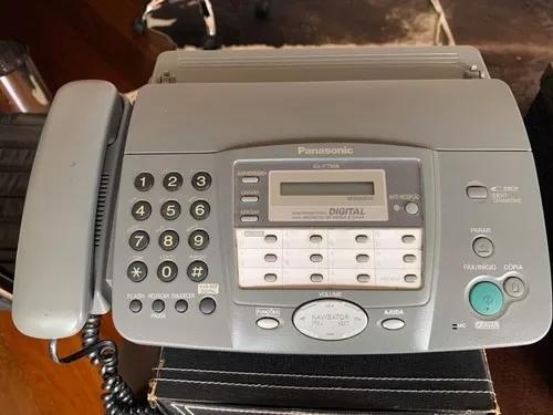 Fax panasonic kx-ft908br funcionando