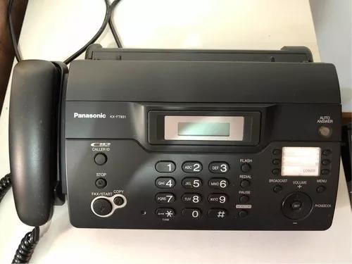 Fax panasonic kx-ft931