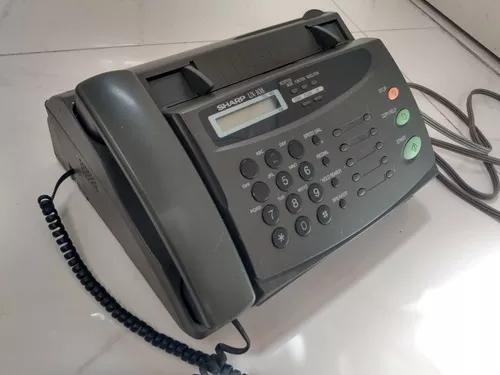 Fax sharp ux-108 perfeito 100% funcionando