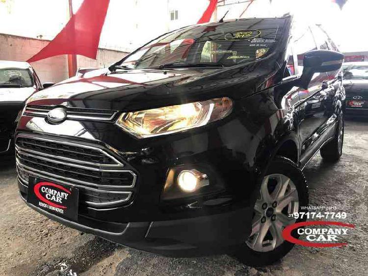 Ford ecosport titanium 2.0 16v flex 5p