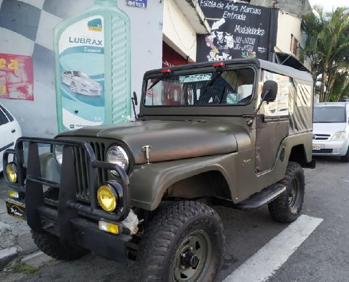 Jeep ford 67