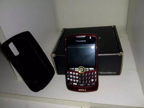 Nextel blackberry 8350i curve usado