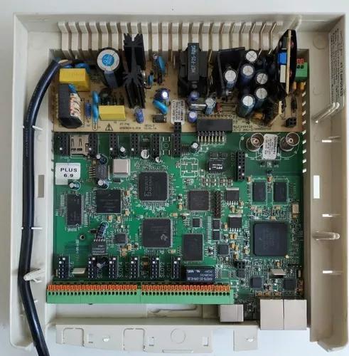 Pabx placa base xt 72 ip digistar