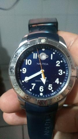 Relógio nautica mergulho