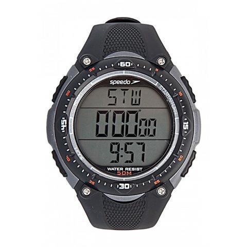 Relógio speedo com monitor cardíaco esportivo