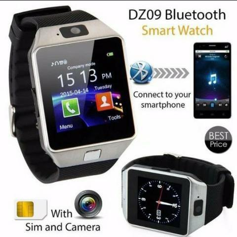 Relógio smart dz09