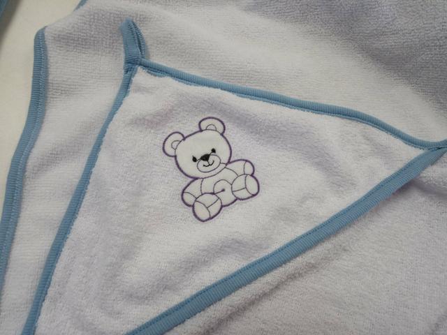 Toalha de banho baby