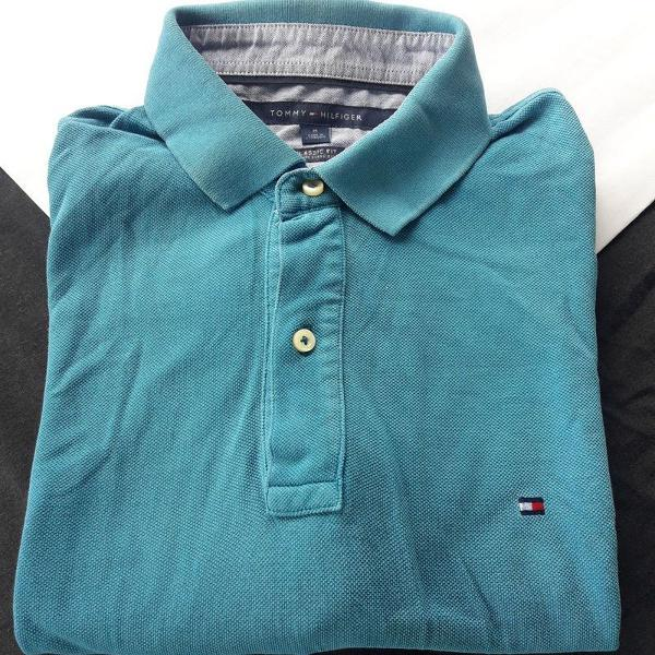 Blusa polo tommy