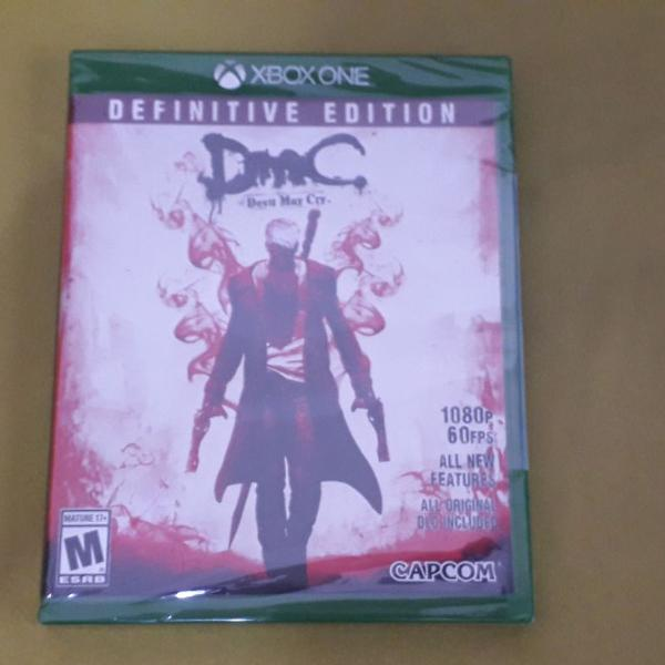 Devil may cry definitive edition hd - xbox one
