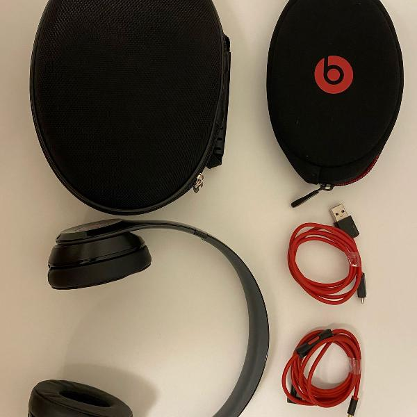 Headphone beats solo2 wireless