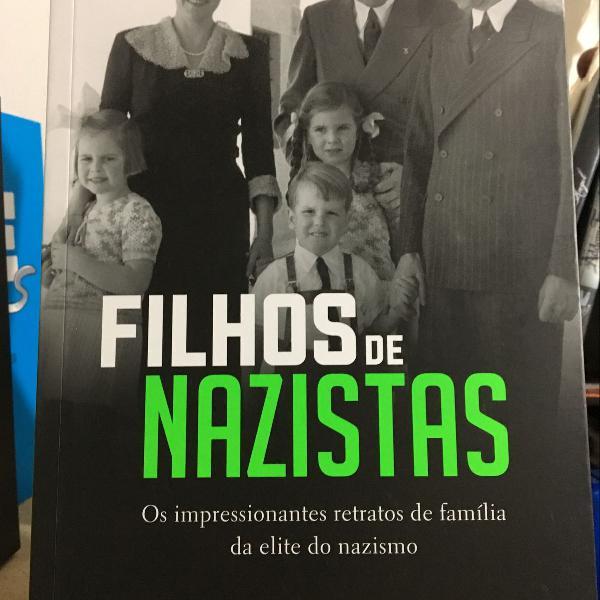 Livro filhos de nazistas - tânia crasnianski -