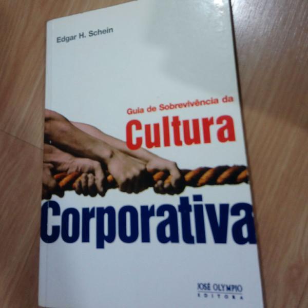 Livro guia de sobrevivência da cultura corporativa