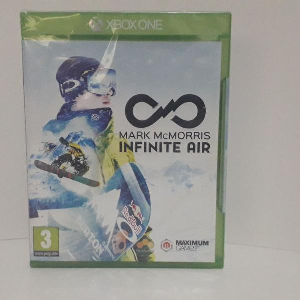 Mark mcnorris infinite air - xbox one