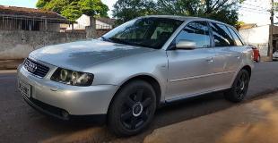Audi a3 2004 1.8 turbo s- line automático 180 cv