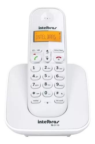 Aparelho telefone fixo com ramal ts 3112 linha celular