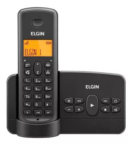Aparelho telefone s/ fio 1.9ghz c/ secret. tsf800se nf