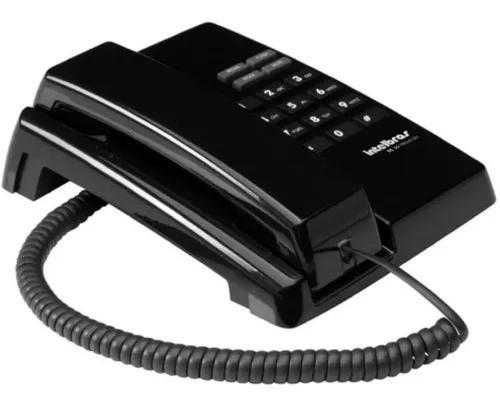 Aparelho telefonico com fio tc 50 pr