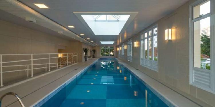 Apartamento 113 m² - 3 dorm (1 suite) - 2 vagas - vila