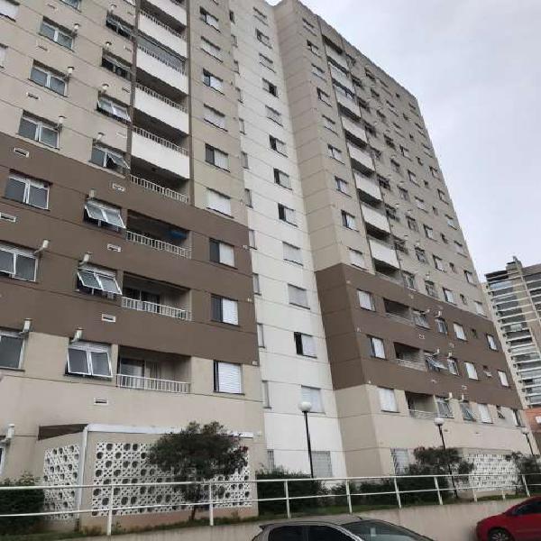 Apartamento a venda novo nunca habitado 2 dormitórios 52