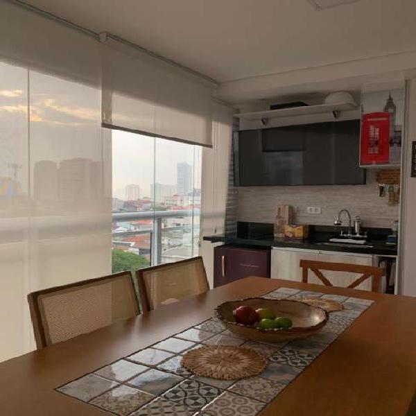 Apartamento para venda possui 68 metros quadrados com 2