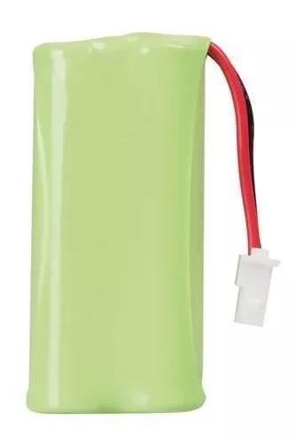 Bateria recarregavel 2,4v 600ma p/ telefone s/ fio intelbras