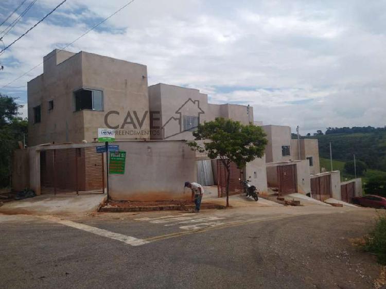 Casas construtora cave - bairro são lucas.
