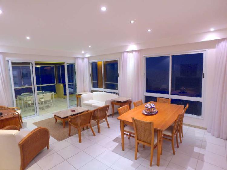 Cobertura 226,78 m² no hotel internacional do santinho