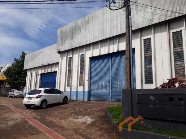 Comercial galpão / barracão - bairro andes em londrina