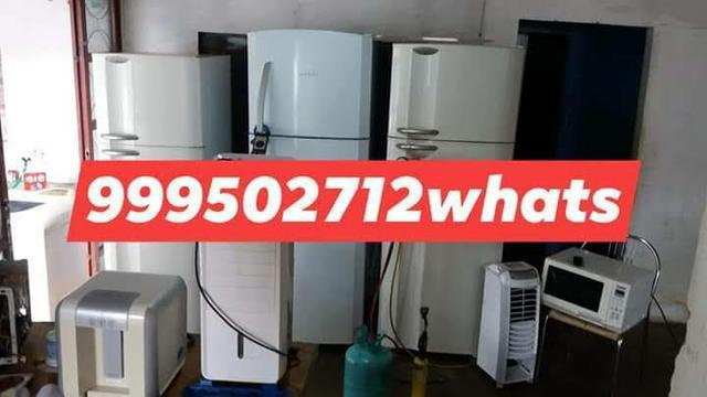 Conserto de geladeiras freezer balcões frigoríficos