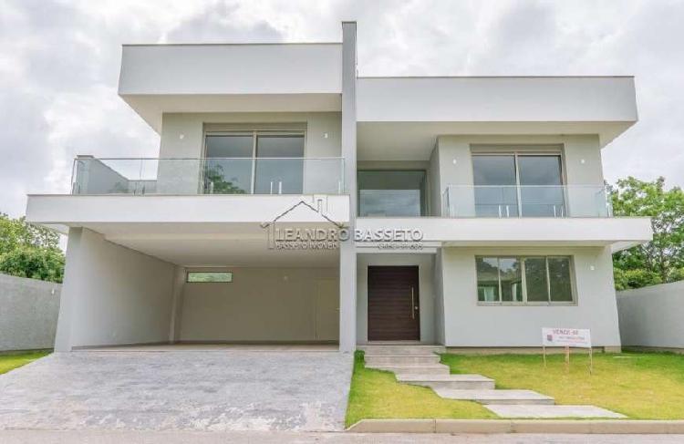 Florianópolis - casa de condomínio - cachoeira do bom