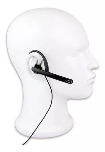Fone headset ptt para ht baofeng kenwood multilaser wouxun