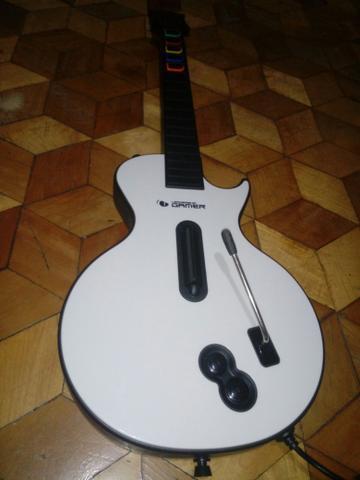 Guitarra para ps2 e computador