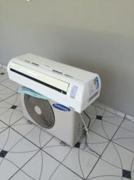 Instalação e manutenção de ar condicionado split em
