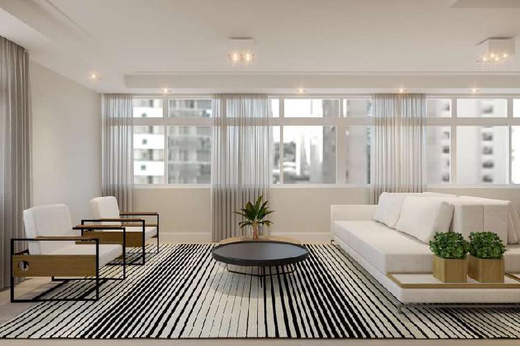Itaim bibi top - 200 m² - 03 dorm. (01 suíte )- 02 vagas