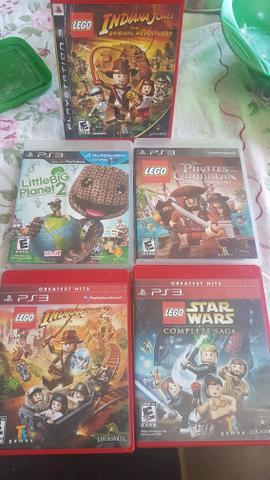 Jogos ps3 playstation 3 lego infantil