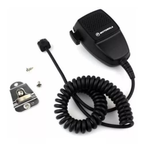Microfone ptt radio motorola pro5100