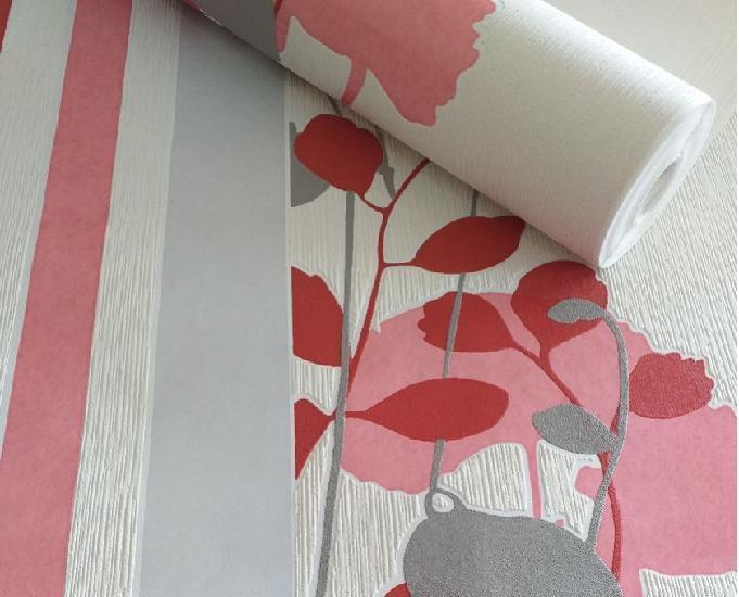 Outlet de papel de parede