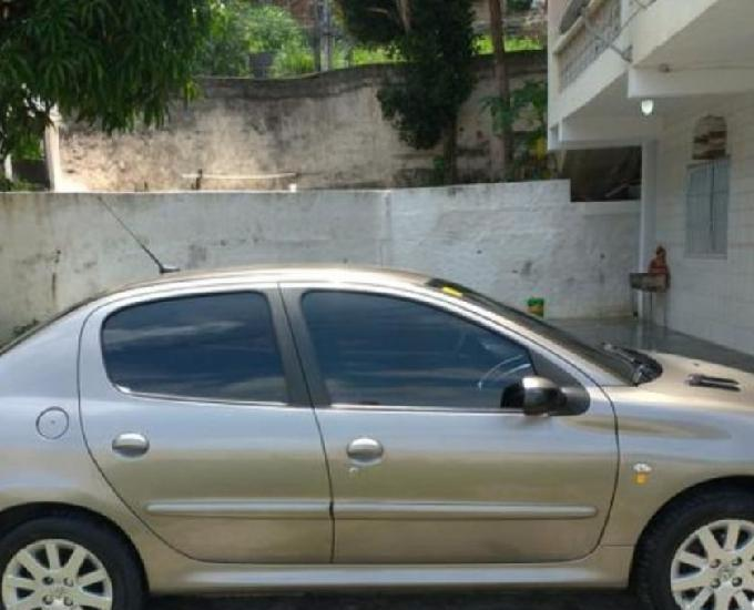 Peugeot 207 passion sedan 2013 c gnv