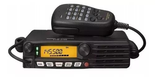 Radio yaesu ftm-3100 r/e promoção com nota fiscal
