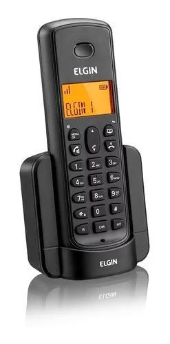 Ramal de expansão p/ telefone s/ fio tsf 8000r - elgin