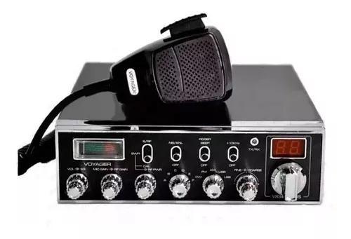 Rádio px voyager vr-95m plus 271 canais beep