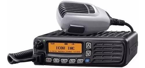 Rádio vhf icom ic-f5061 completo 512 canais top de linha