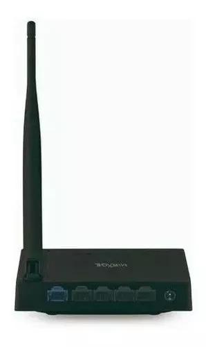 Roteador wireless 150mbps 1 antena fixa mirage multilaser