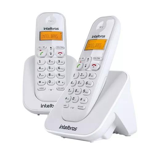 Telefone branco s